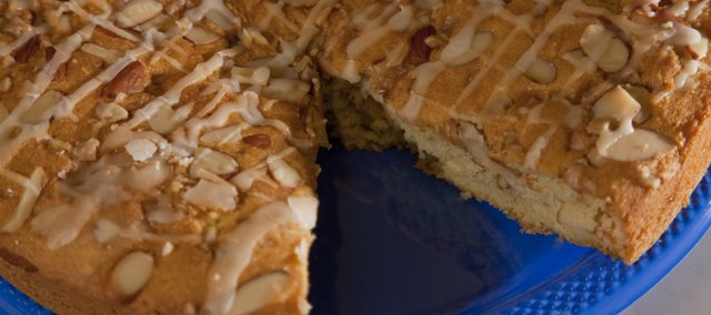 Almond Brickle Coffee Cake — Grand Champion, Non-Perishable Food — Tucker Gabriel