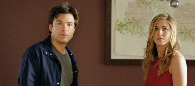 "Jason Bateman and Jennifer Aniston star in ""The Switch."""