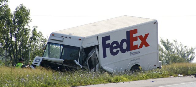 Westbound traffic on K-10 was shut down on Thursday, August 19 after a fatal accident near Lexington Avenue.