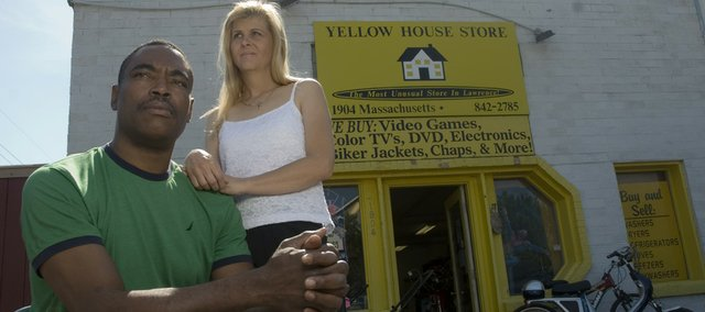 A federal jury Wednesday found Yellow House Store co-owner Carrie Neighbors guilty on 16 charges. Neighbors and her husband, Guy Neighbors, both face charges in the case.