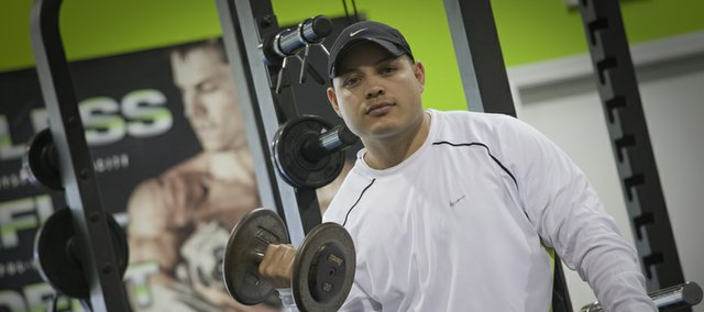 Fernando Rodriguez has been active athletically since training as an Olympic athlete for Mexico. He opened UnderGround Lab, a fitness program, in 2008.
