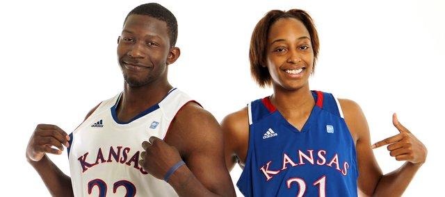 Kansas University will unveil new uniforms in 2010.