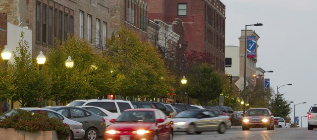 Downtown Lawrence merchants are hatching a plan to help rid Massachusetts Street of panhandlers. A new program will hand out educational resources listing social service agencies to downtown visitors, designed to discourage them from giving out money.