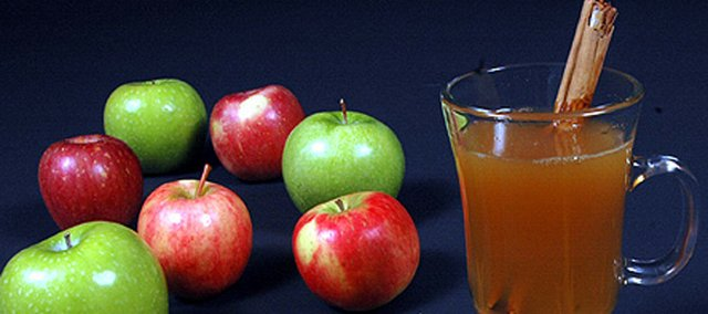 Hot apple cider is one of the popular comfort drinks people turn to as temperatures drop.
