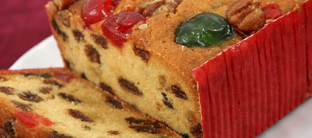Fruitcake is usually the butt of holiday jokes, but that doesn't mean it's flavor is anything to laugh at.