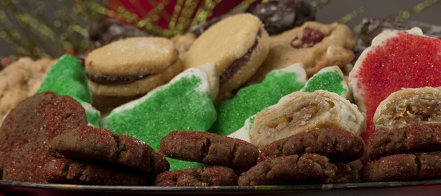 We received 20 recipes from readers when we asked for their favorite holiday cookies. Some of the tasty selections included passed-down secret family recipes, a 4-H award winner and even one gleaned from a Holocaust survivor.