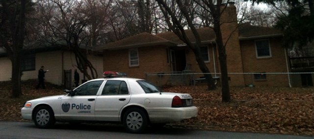 Police are investigating an armed robbery in the 1600 block of Indiana.