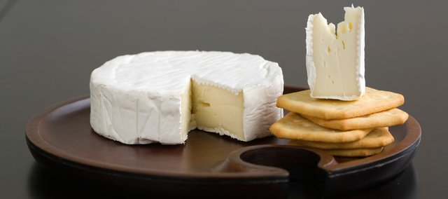 Soft cheeses range from semi-liquid to semi-firm in texture. These cheeses usually are lower in fat content than hard cheeses because they contain more moisture