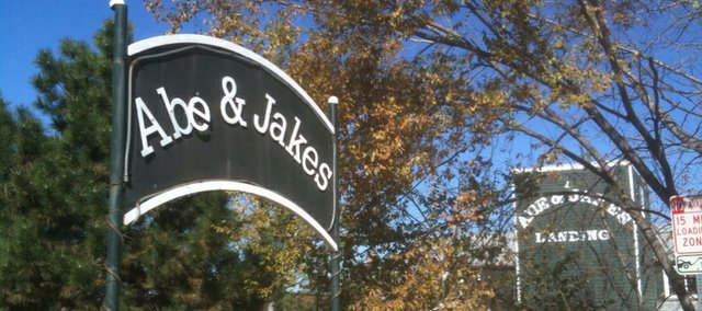 Abe & Jake's Landing, 8 East Sixth Street, is for sale for $1.3 million.