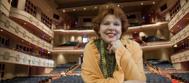 Joyce Castle has performed on stages around the world — the Metropolitan Opera, the Kennedy Center, the National Opera in Washington, Teatro Regio di Torino, the Théâtre du Capitole in Toulouse, the De Vlaamse Opera in Antwerp and many others. Castle will celebrate 40 years of performance with a free concert at the Lied Center on Wednesday.
