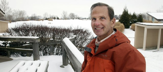 John McGrew, a retired Realtor and developer, will be honored with the Citizen of the Years award by the Lawrence Chamber of Commerce. McGrew and the late Bob Billings helped guide development of much of western Lawrence, including the Alvamar golf courses and surrounding neighborhoods.