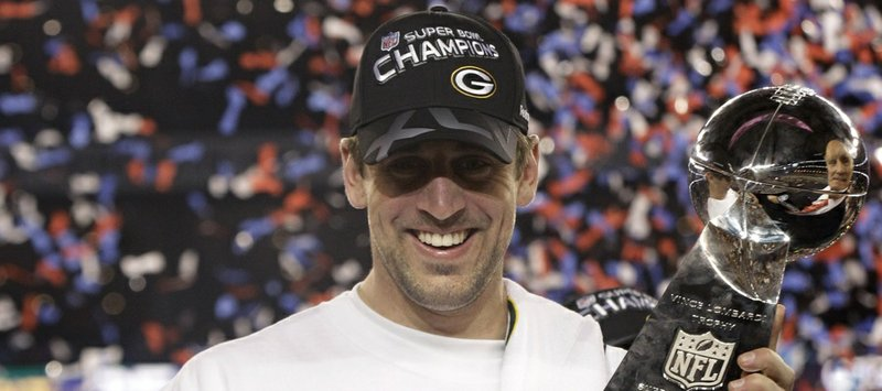 The Big Cheese Aaron Rodgers Mvp As Green Bay Packers Return To Glory