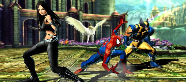 After more than a decade, the Marvel vs. Capcom series returns in a big way. Players now select three fighters and go head-to-head in a high-speed, combo-heavy battle royal.