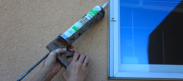 Windows and materials to help you seal them are among the items that are covered through the federal tax credits geared to make homes more energy efficient.