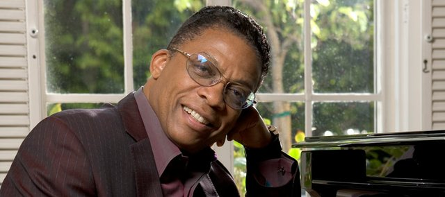 Herbie Hancock will be amongst the performers during the 2011-2012 season at the Lied Center, 1600 Steward Drive.