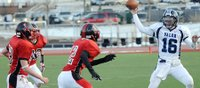 QB Brock Berglund committed to playing football at Kansas