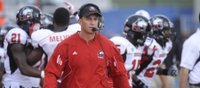 Gus Malzahn? More likely Northern Illinois coach Dave Doeren