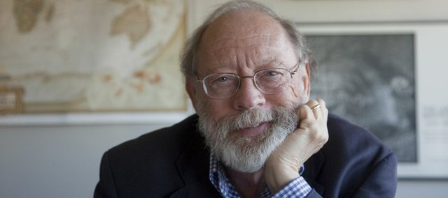 Donald Worster, distinguished professor emeritus of history at Kansas University, is the author of many books, including biographies of environmental figures John Wesley Powell and John Muir.