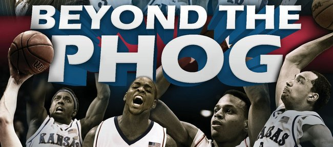 &quot;Beyond the Phog&quot; book.