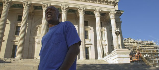 Joe Jones was exonerated in 1992 of a 1985 Topeka rape after DNA showed he wasn't the assailant. Two decades after his release, a DNA match has identified a suspect, though police are withholding the name until the DNA testing is confirmed.