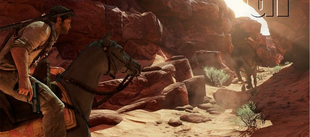 """""""Uncharted 3: Drake's Deception"""" delivers some of the biggest action moments in gaming history and while some of them don't exactly fit the narrative perfectly, there are enough oh-my-god moments to fill three games."""
