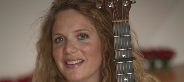 "Celtic singer Ashley Davis will celebrate the release of her third album, ""Songs of the Celtic Winter,"" in a performance Wednesday, Dec. 21, at the Lied Center of Kansas."