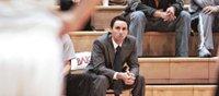 Baker coach Brett Ballard will be assistant under Danny Manning at Tulsa