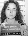 Susan Smith, convicted of murdering her two sons, 14-month old Alex, and Michael, age 3, is shown in these police mug shots released by the S.C. Department of Corrections after her arrest in 1994. Kansas University journalism associated professor Barbara Barnett completed a study of how the media treats mothers who kill their children.