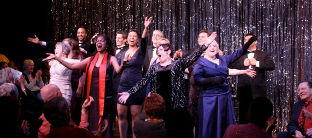 Last year's Dueling Divas event raised $15,500 for Theatre Lawrence. Online voting is underway for this year's event, held Friday at Theatre Lawrence, 1501 N.H.