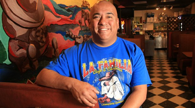 As the owner of Lawrence's first downtown Mexican restaurant, Phillip Rodriquez, owner of La Familia at 733 N.H., has been frustrated with the sudden spate of Latin-tinged eateries downtown. He says his business is down 30 to 40 percent over the past two years.