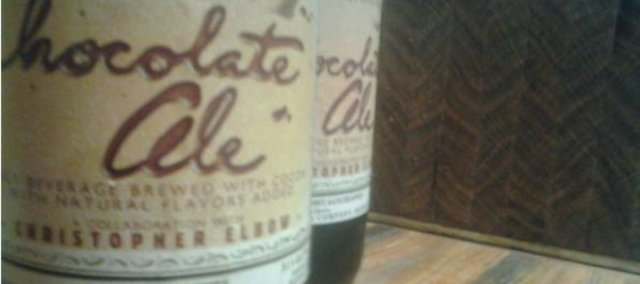 Matt Cosgrove tweeted this photo of his collection of Boulevard Chocolate Ale.
