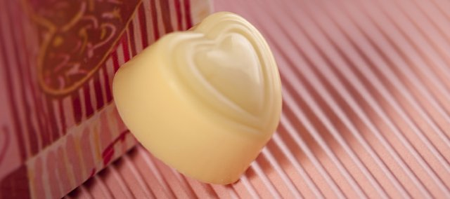 White chocolate isn't technically chocolate, but that doesn't mean it isn't perfect for Valentine's Day.