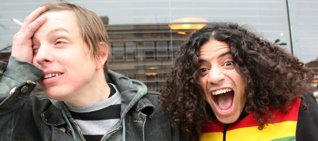 "Archetype is Issac ""iD"" Diehl (left) and Jeremy ""Nezbeat"" Nesbitt."