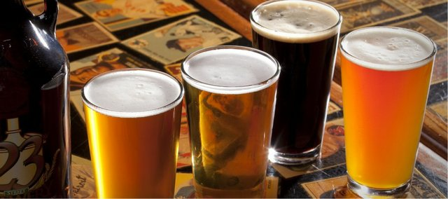 Lawrence's 23rd Street Brewery is one of more than 20 independent breweries attending Saturday's Kansas Craft Beer Exposition at Abe & Jake's Landing.