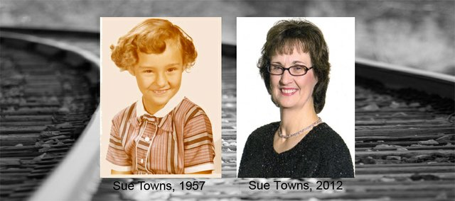 Sue Towns, who grew up in Lawrence, has been looking for a man she calls her hero for decades.