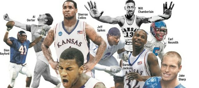 "Journal-World staff picks for Kansas University ""tough guys."""