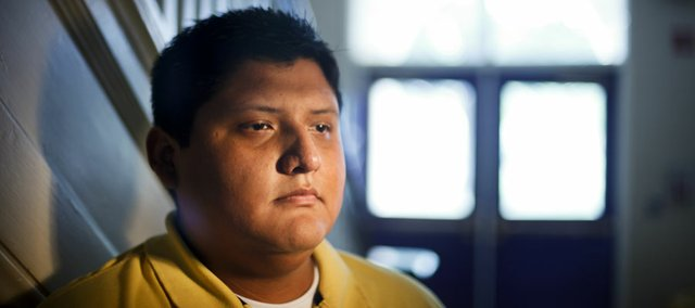 It has been almost three years since Lawrence resident Joel Hernandez, while driving drunk, struck and killed Rachel Leek, 20, as she was riding her bicycle near 10th and Tennessee streets on Oct. 16, 2009. Hernandez, who is preparing for his senior year at Haskell Indian Nations University, says he is comforted by knowing he has been forgiven by some members of the Leek family.