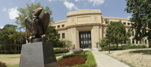 Strong Hall, Kansas University
