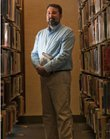 "Brad Allen, the new director of the Lawrence Public Library, says not just books, but also products like computer software or digital equipment, will be an important part of libraries in the future. ""I really believe people ought to think of the library as a place that provides shared resources,"" Allen said."