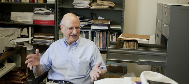 "Richard T. De George, is distinguished professor of philosophy and co-director of the International Center for Ethics in Business at the University of Kansas. De George, has retired from teaching but not from research. He is working on the eighth edition of ""Business Ethics,"" his classic textbook that has since been translated for use in China, Japan, Russia and Serbia."