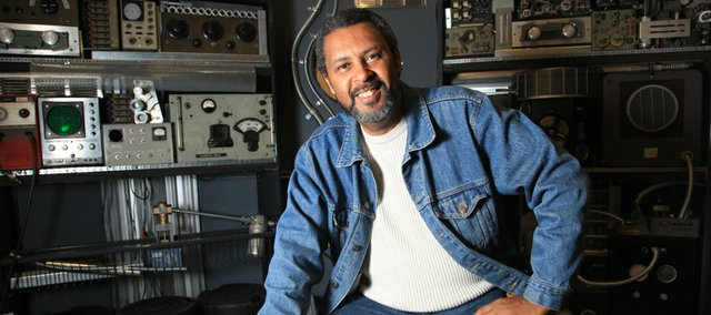 Filmmaker and Kansas University professor Kevin Willmott.