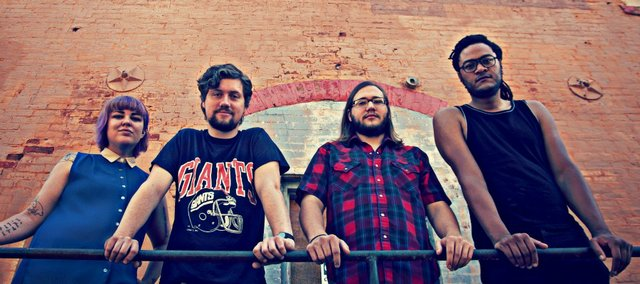 Cowboy Indian Bear was voted Lawrence best band in the 2012 Best of Lawrence contest.