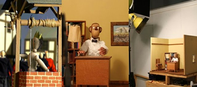 "Stop-motion animator Nick Kral will show his ""Movie Monkey"" films at September's Final Fridays."