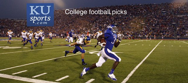 KUsports.com staff picks.