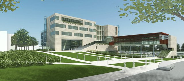 20 million gift to help build new business school for Architecture firms kc