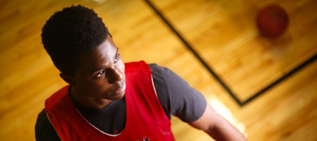 Ottawa High School senior Semi Ojeleye has the possibility to break the Kansas high school state record for scoring in a career. The small forward has committed to play basketball for Duke University.