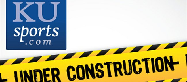 KUsports.com under construction.