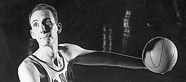 Kansas men's basketball great B.H. Born died Sunday at the age of 80.