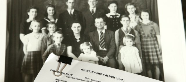 Dorothy and Harlan Miller have been researching multiple branches of their family trees, accumulating a lot of information and images of their families history.