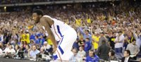A sour ending: KU collapses late in 87-85 overtime loss to Michigan
